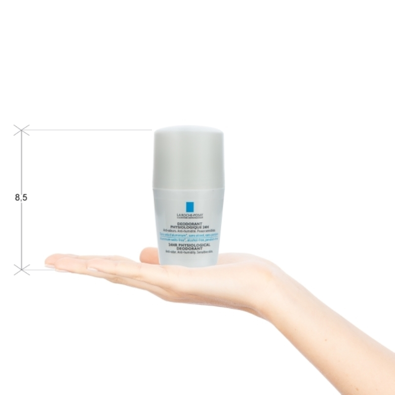 LA ROCHE POSAY DEO PHYSIO ROLL-ON X 50 ml