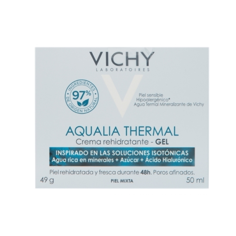 VICHY AQUALIA THERMAL GEL X 50 ml
